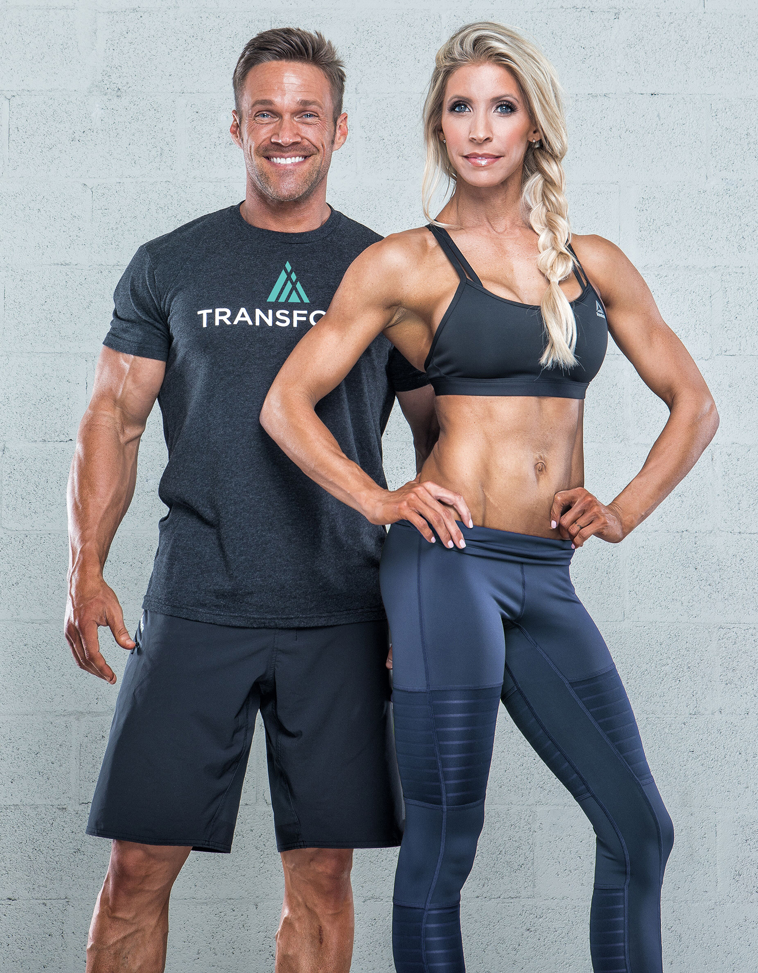 transform-app - Celebrity trainers Chris and Heidi Powell's updated app now has macro-tracking capability and 1,000 personalized workouts to get your best body ever. ($15 a month, app store)