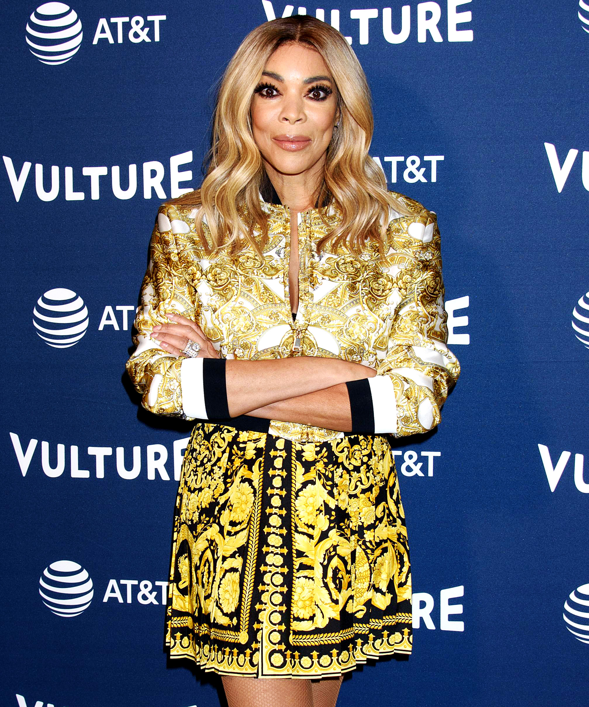 Wendy Williams Healing to Do After Filing for Divorce - Wendy Williams at 2018 VultureFest held at Milk Studio on May 19, 2018 in New York City.