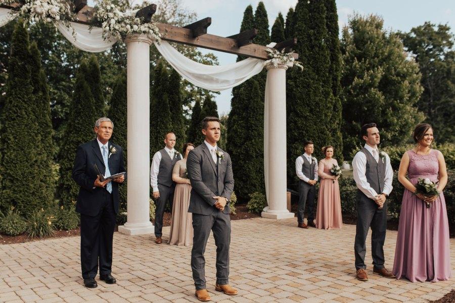 'Bringing Up Bates' Star Carlin Bates Marries Evan Stewart Wedding