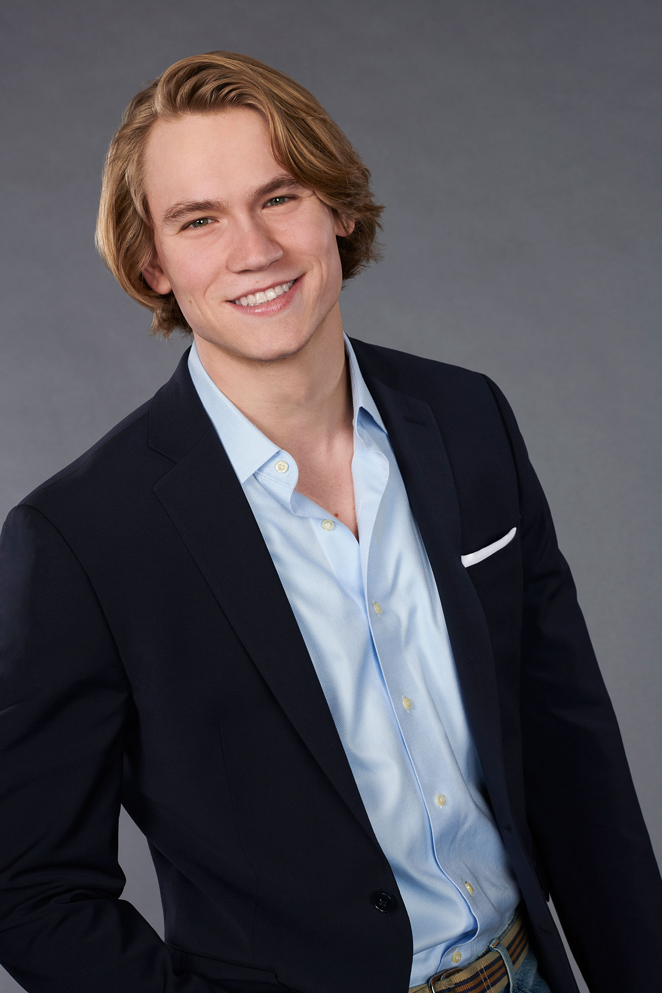 """'The Bachelorette' Season 15: 11 Strangest Revelations From Hannah Brown's Suitors' Bios - The 24-year-old prefers to be called his full name, John Paul Jones, and """"rarely uses words that are less than three syllables long."""""""
