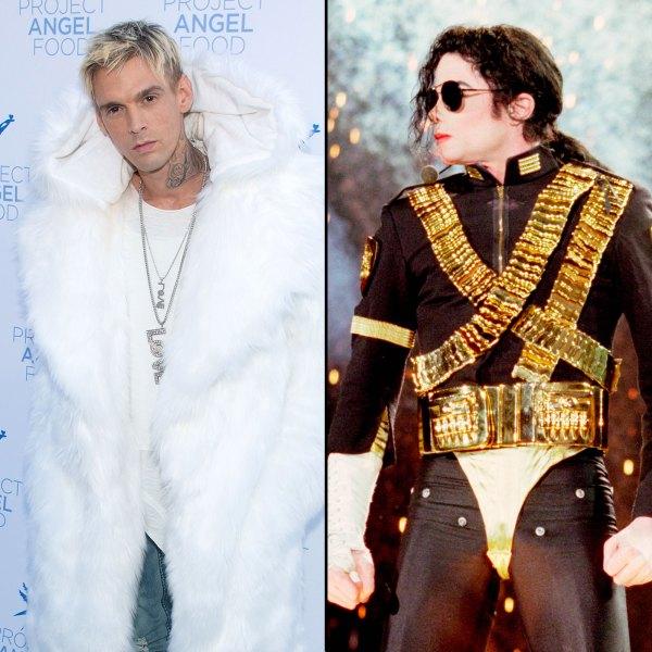 Benny - Hollywood Highlights: Aaron Carter on Michael Jackson
