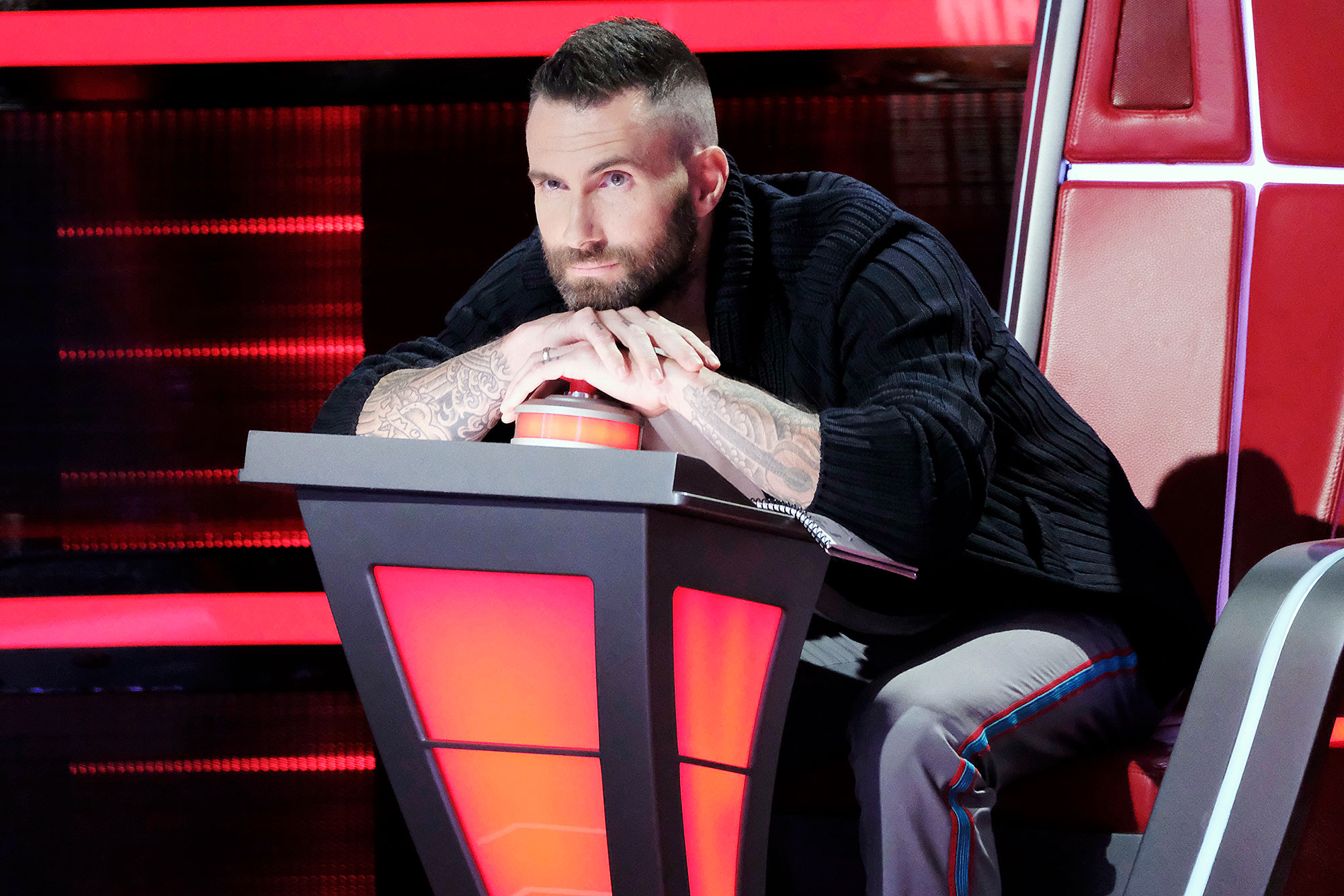 Adam Levine Quits The Voice Backlash