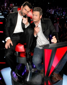 Adam Levine breaks silence on the voice