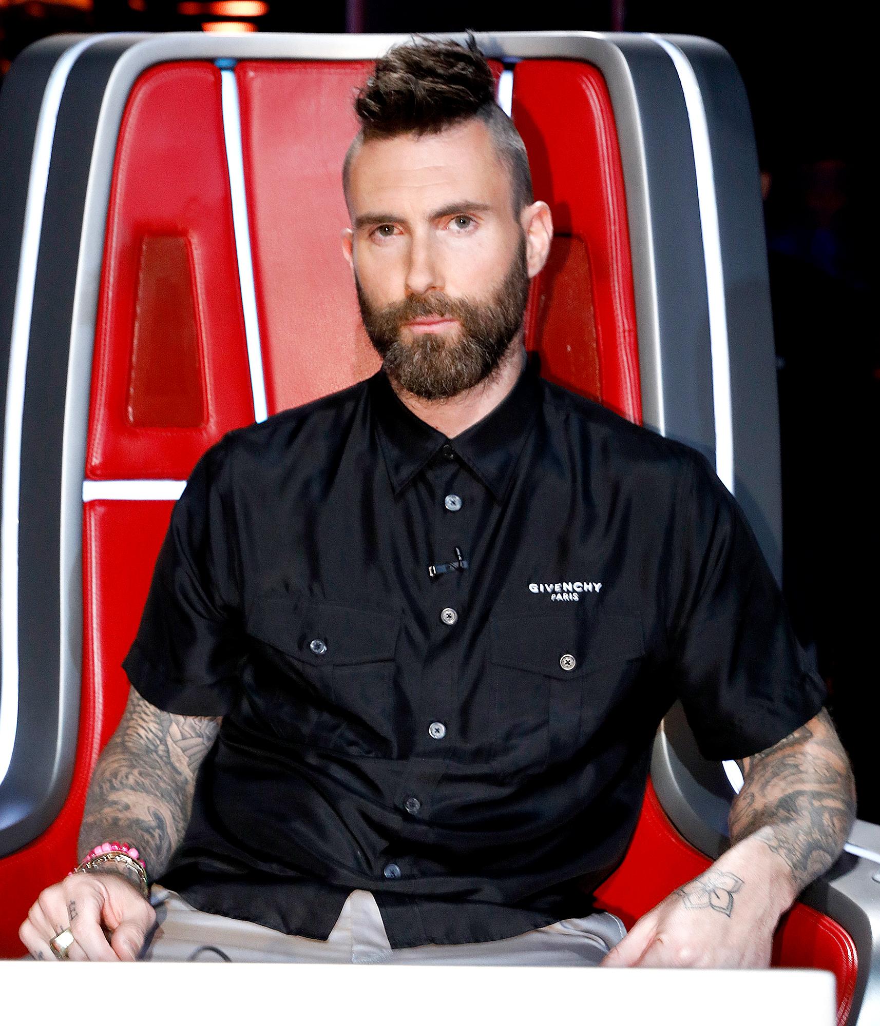 Adam-Levine-leaving-The-Voice
