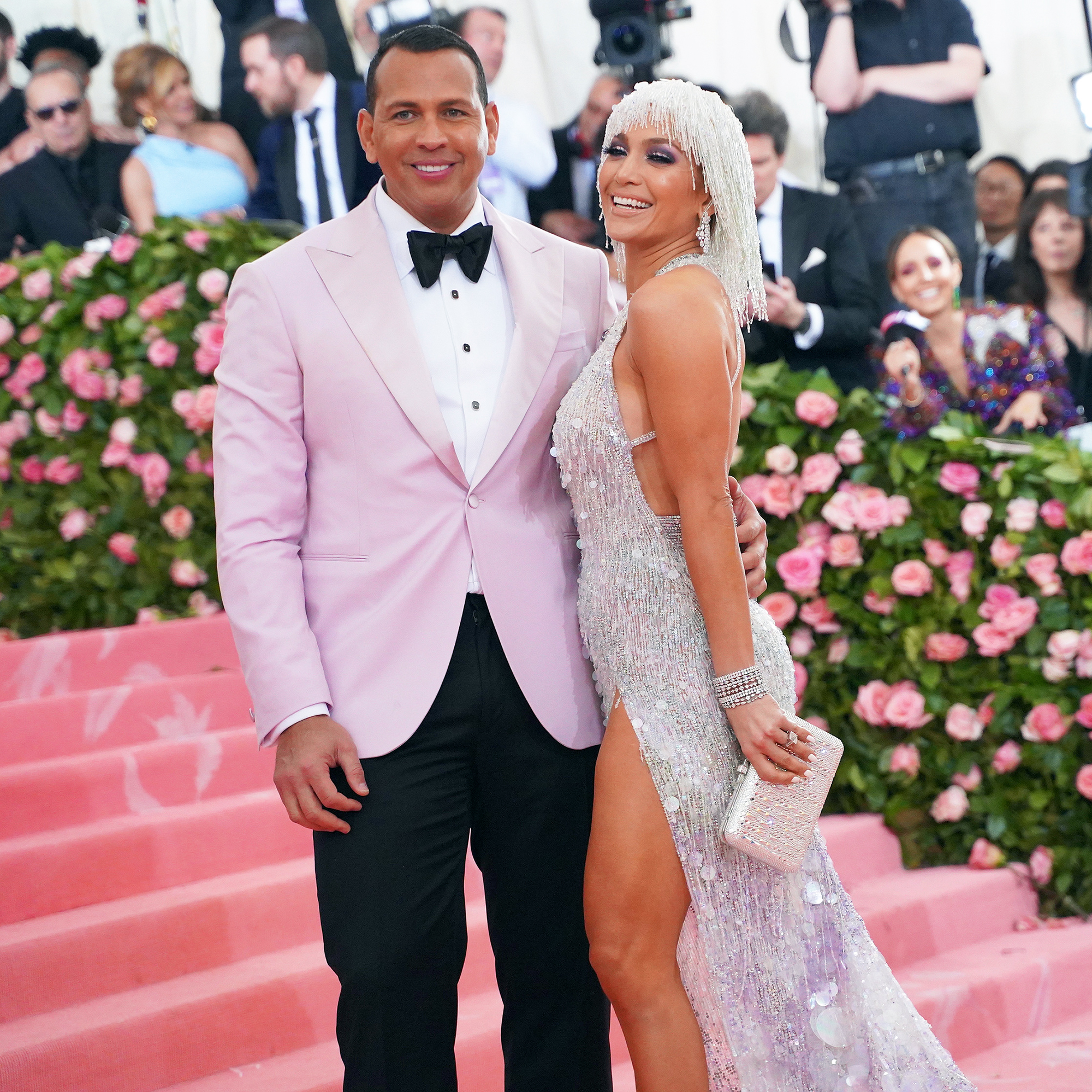 "Alex Rodriguez Diet Met Gala 2019 - Alex Rodriguez and Jennifer Lopez attend The Metropolitan Museum Of Art's 2019 Costume Institute Benefit ""Camp: Notes On Fashion"" at Metropolitan Museum of Art on May 6, 2019 in New York City."