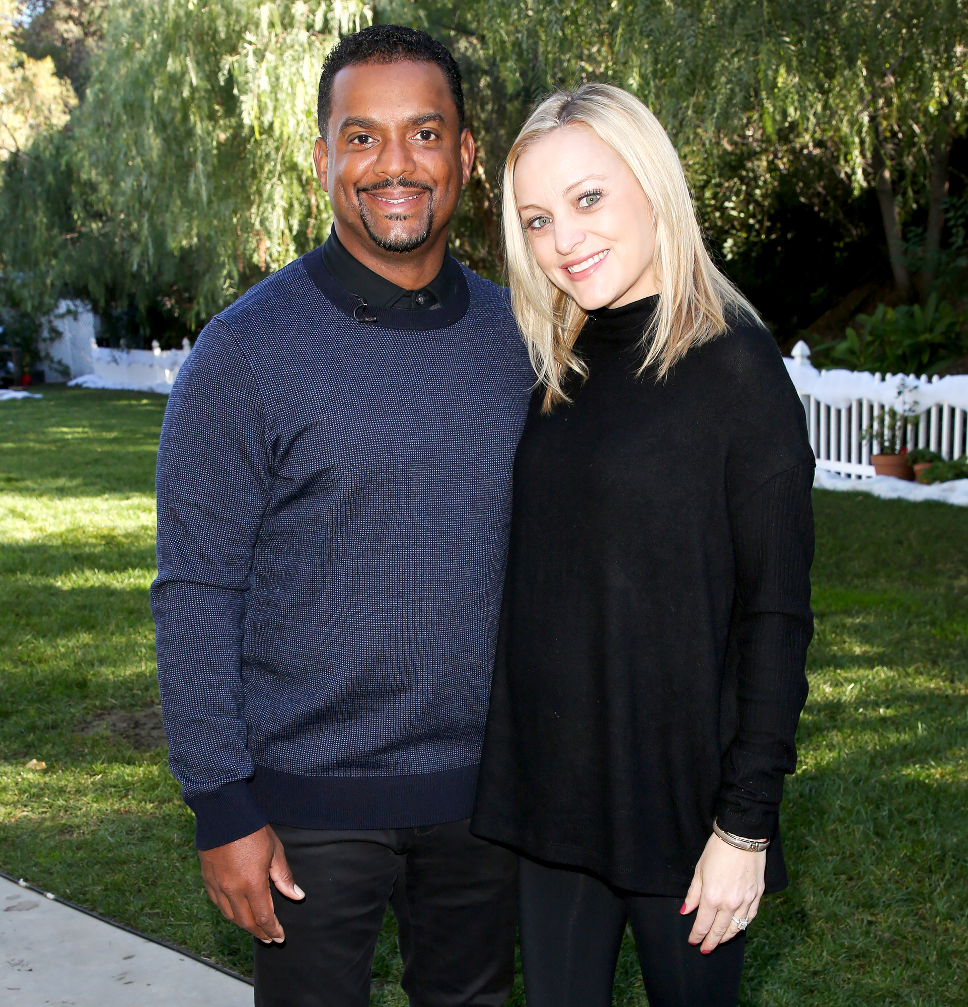 Alfonso Ribeiro's Wife Angela Gives Birth: Find Out ...