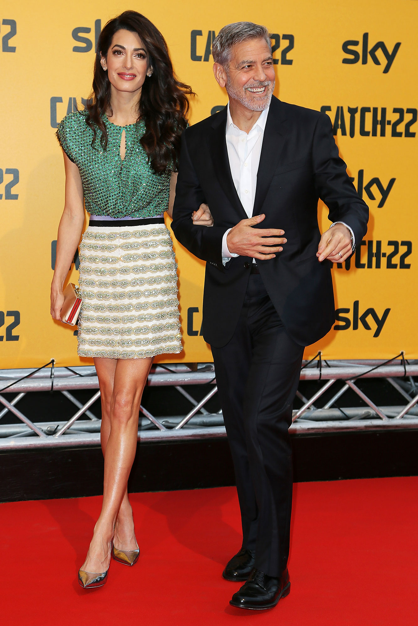 d145917ea Amal Clooney's Best Style Moments