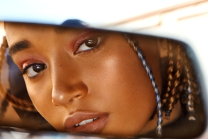 Amandla Stenberg Fenty Beauty by Rihanna