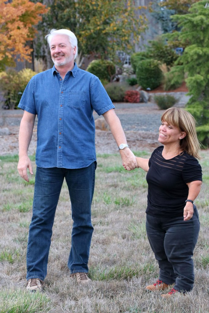 Amy Roloff and Chris Marek No Tension