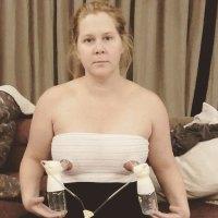 Amy Schumer Breastfeeding