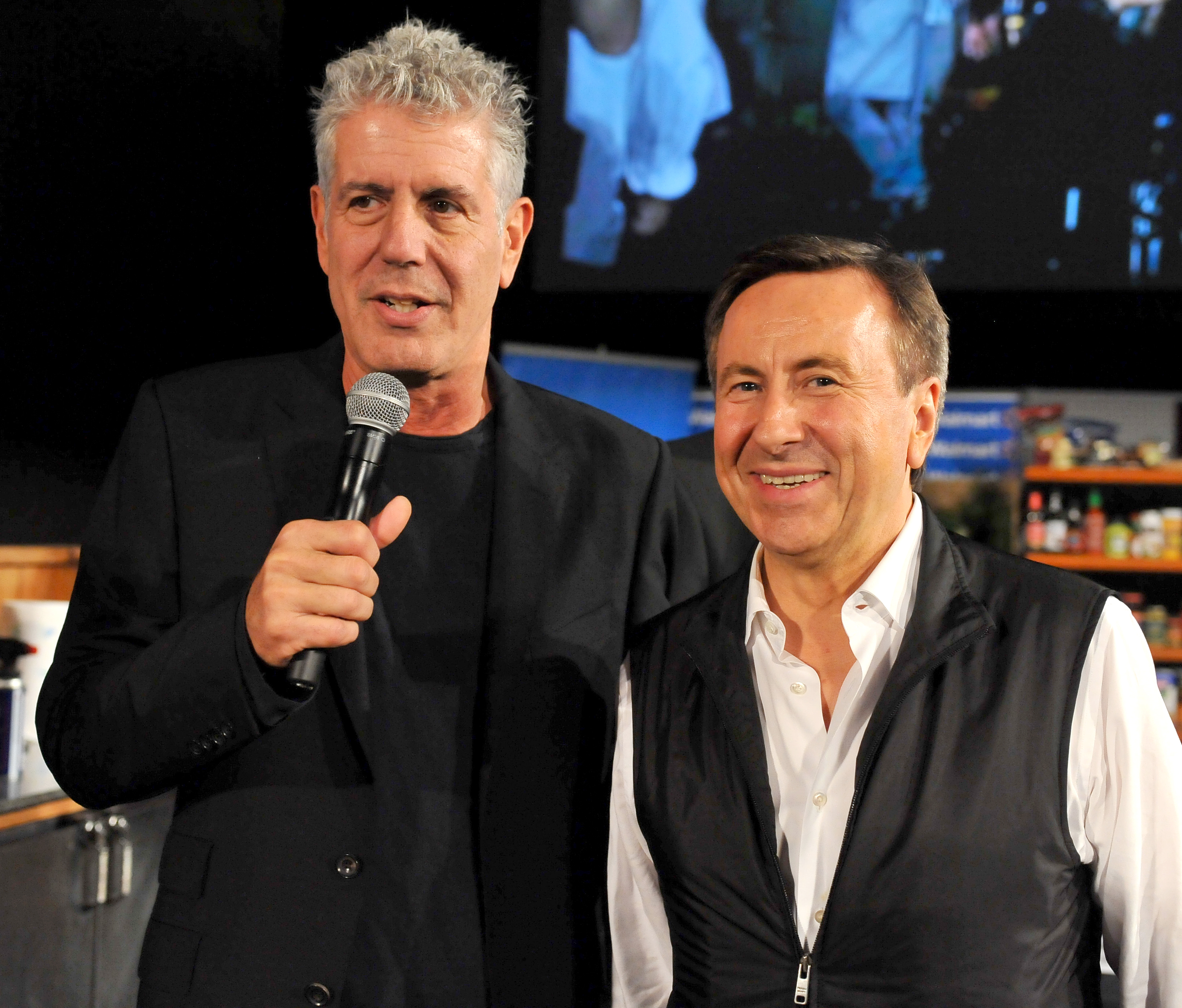 """Anthony Bourdain Remembered - """"His passion for cooking, writing and his hunger for adventure were inspiring,"""" wrote Boulud, a friend of Bourdain's. """"We will always have Lyon and those days of eating like kings together … his passionate character and true honesty will be missed across the industry and the world."""""""