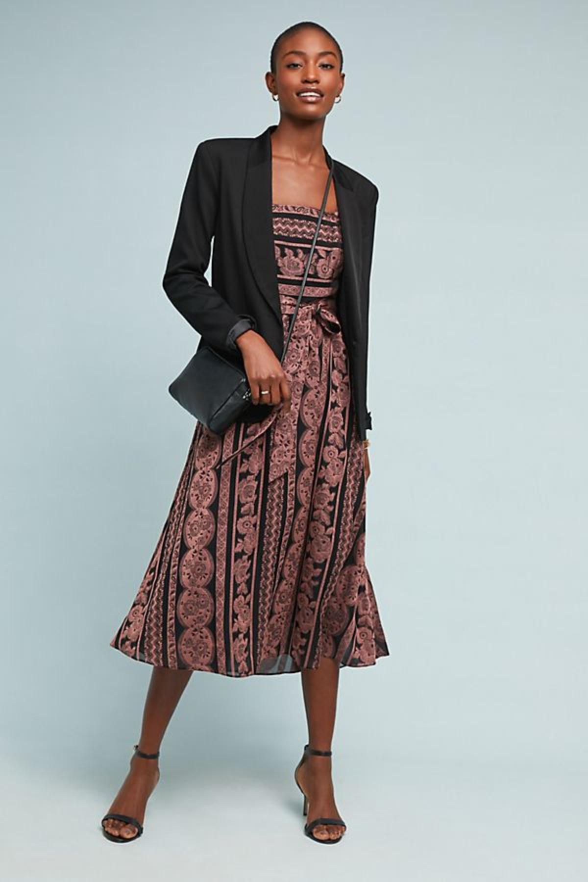 Anthropologie Dress Blazer