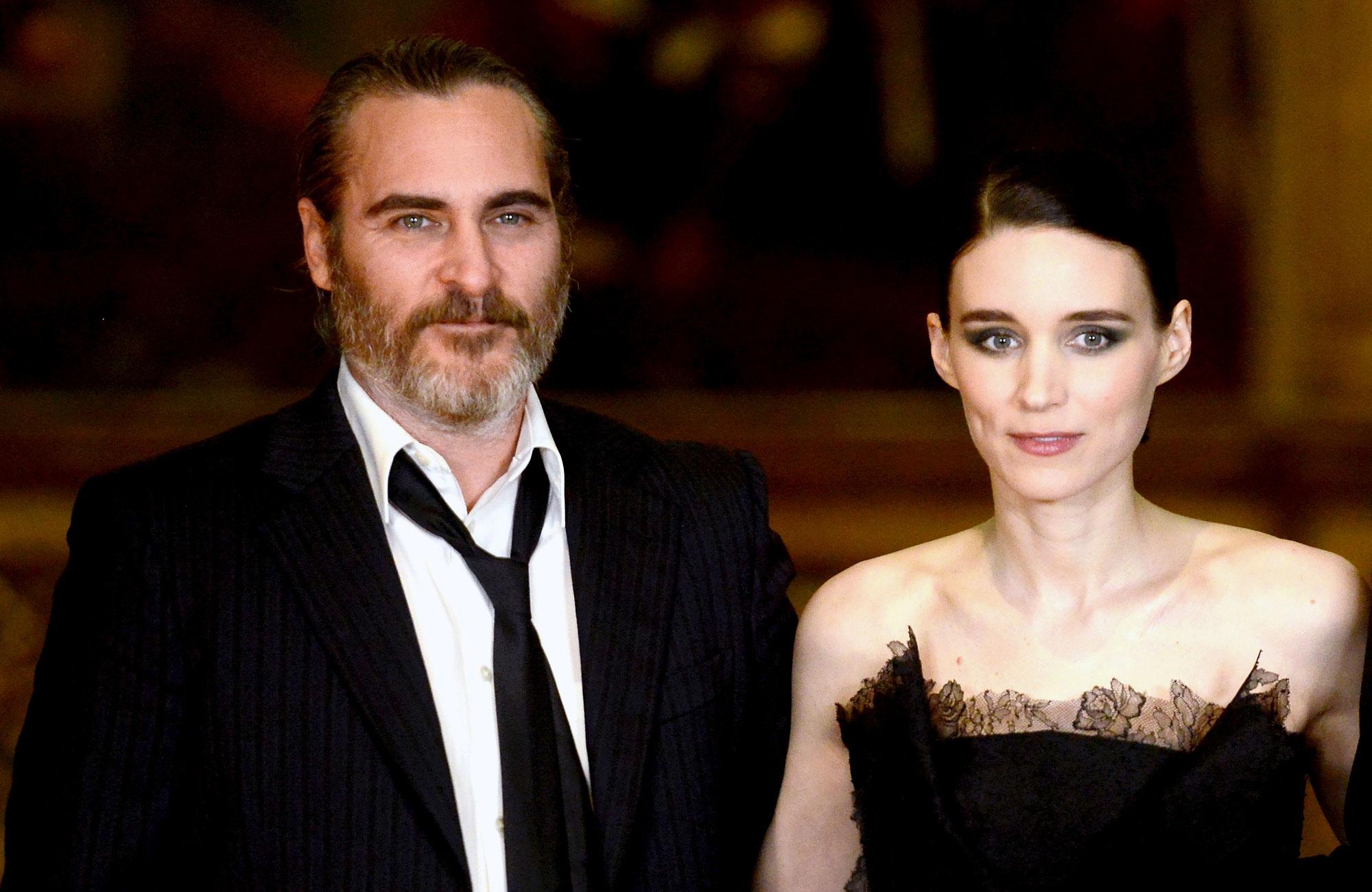 Картинки по запросу Rooney Mara and Joaquin Phoenix