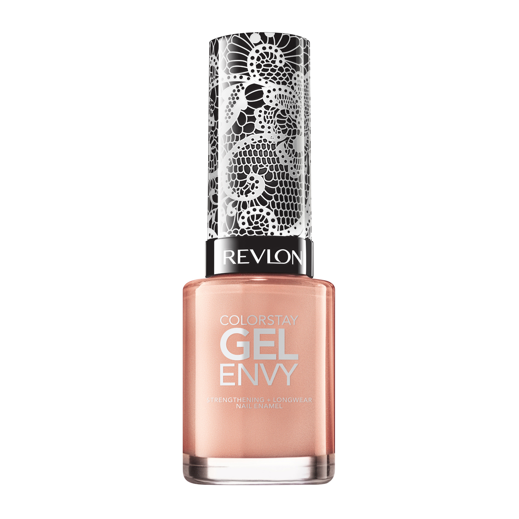 Ashley Graham Revlon Nail Polish - You can't go wrong with a high-shine peachy nude.