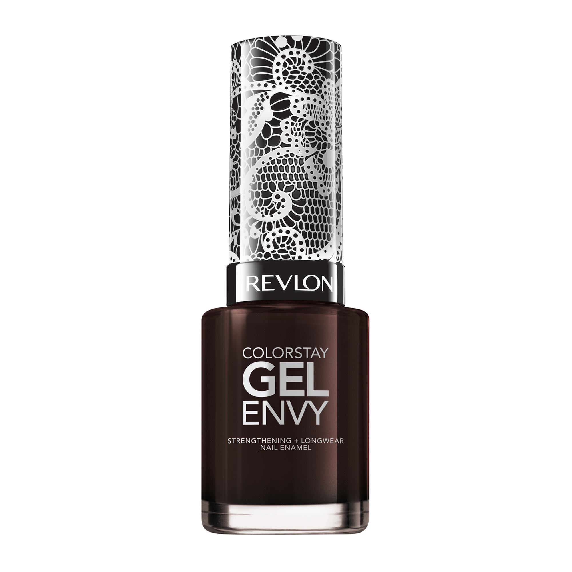 Ashley Graham Revlon Nail Polish - This rich brown has a flattering chocolatey undertone.