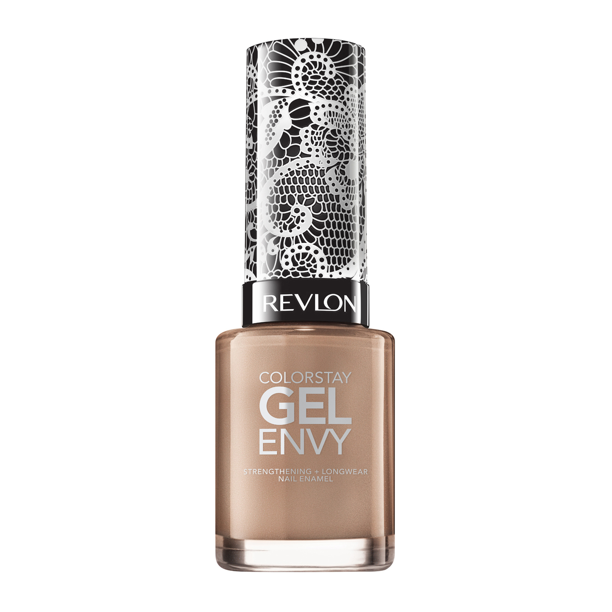Ashley Graham Revlon Nail Polish - For a lengthening effect, try this glossy beige.