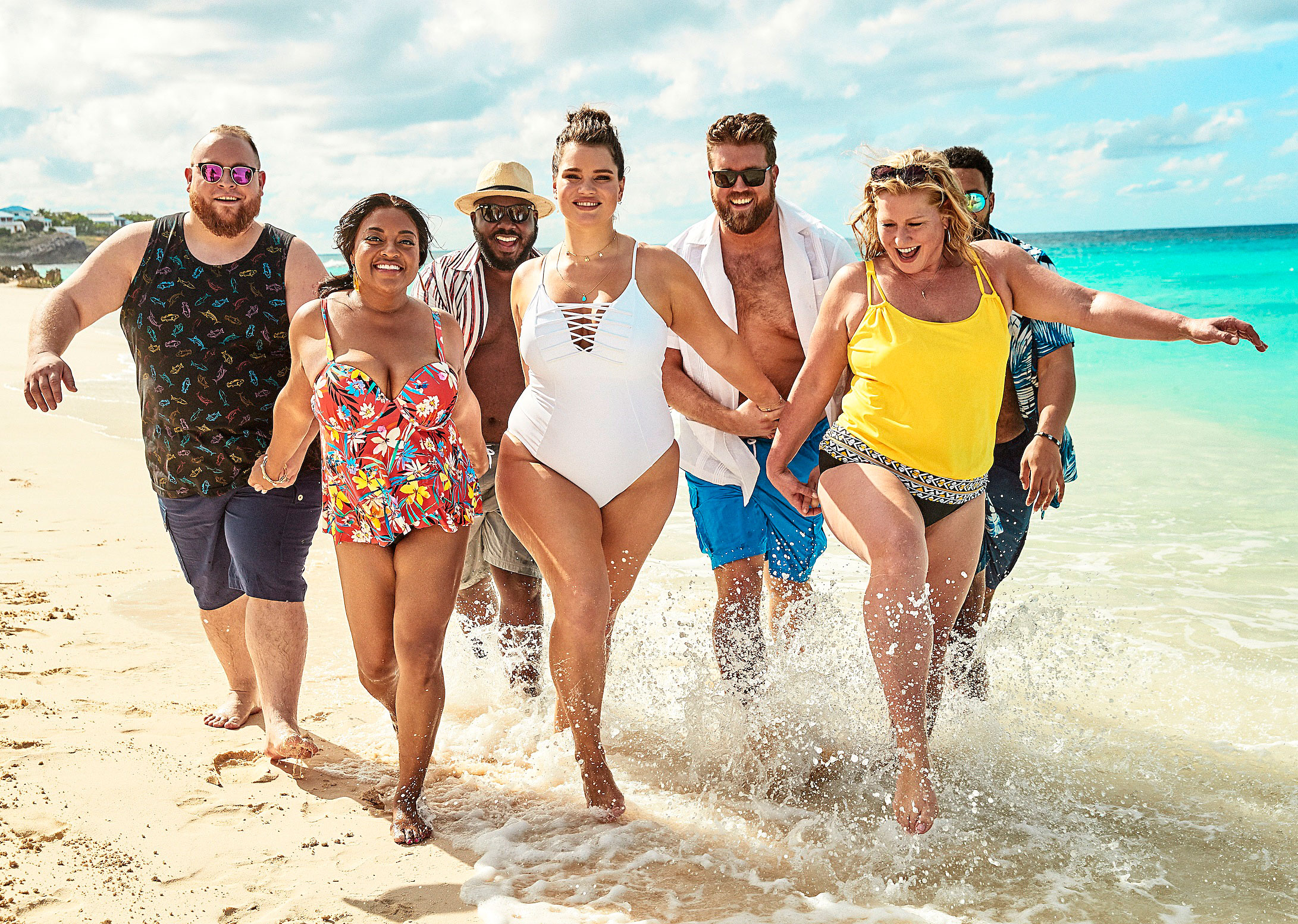Ashley Graham Sherri Shepherd Lead Body-Positive Swim Campaign - The Every.