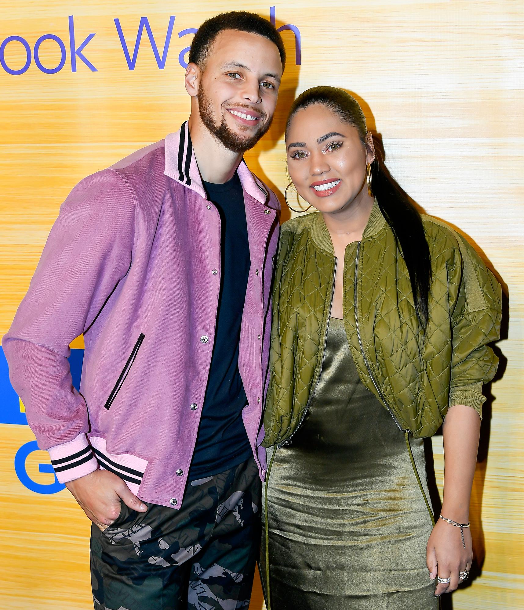 939cf69a2ff6 Ayesha Curry Admits She Hates Women  Lurking  Around Stephen Curry