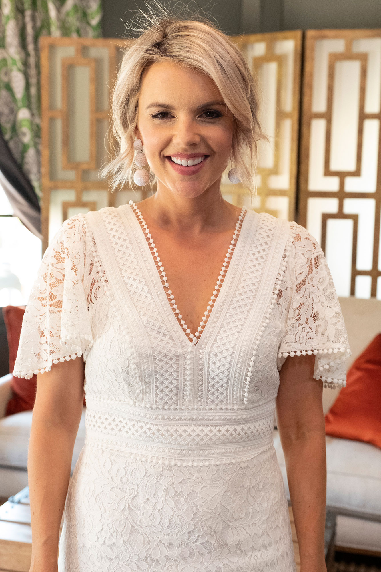 """Ali Fedotowsky """"Bachelorette Reunion: The Biggest Bachelorette Reunion in Bachelor History Ever!"""" - Fedotowsky began dating Kevin Manno after years of friendship . The two, who tied the knot in March 2017, share daughter Molly, 2, and son Riley, 11 months."""