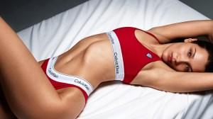 Kendall Jenner and Bella Hadid Speak Their Truth in Calvin Klein Underwear