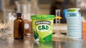 Ben & Jerry's to Release CBD Ice Cream