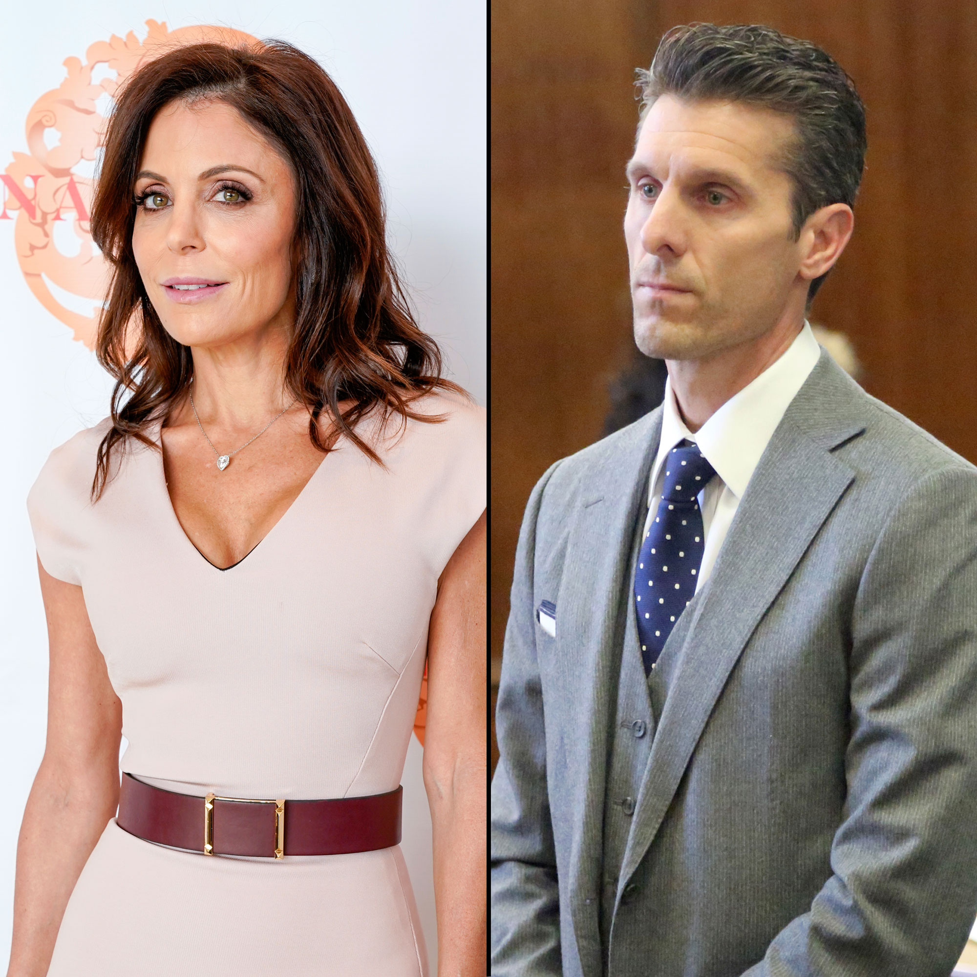 Bethenny Frankel and Jason Hoppy Cry in Court - Bethenny Frankel and Jason Hoppy