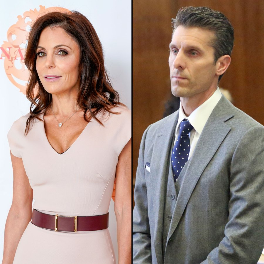 Bethenny Frankel and Jason Hoppy Cry in Court