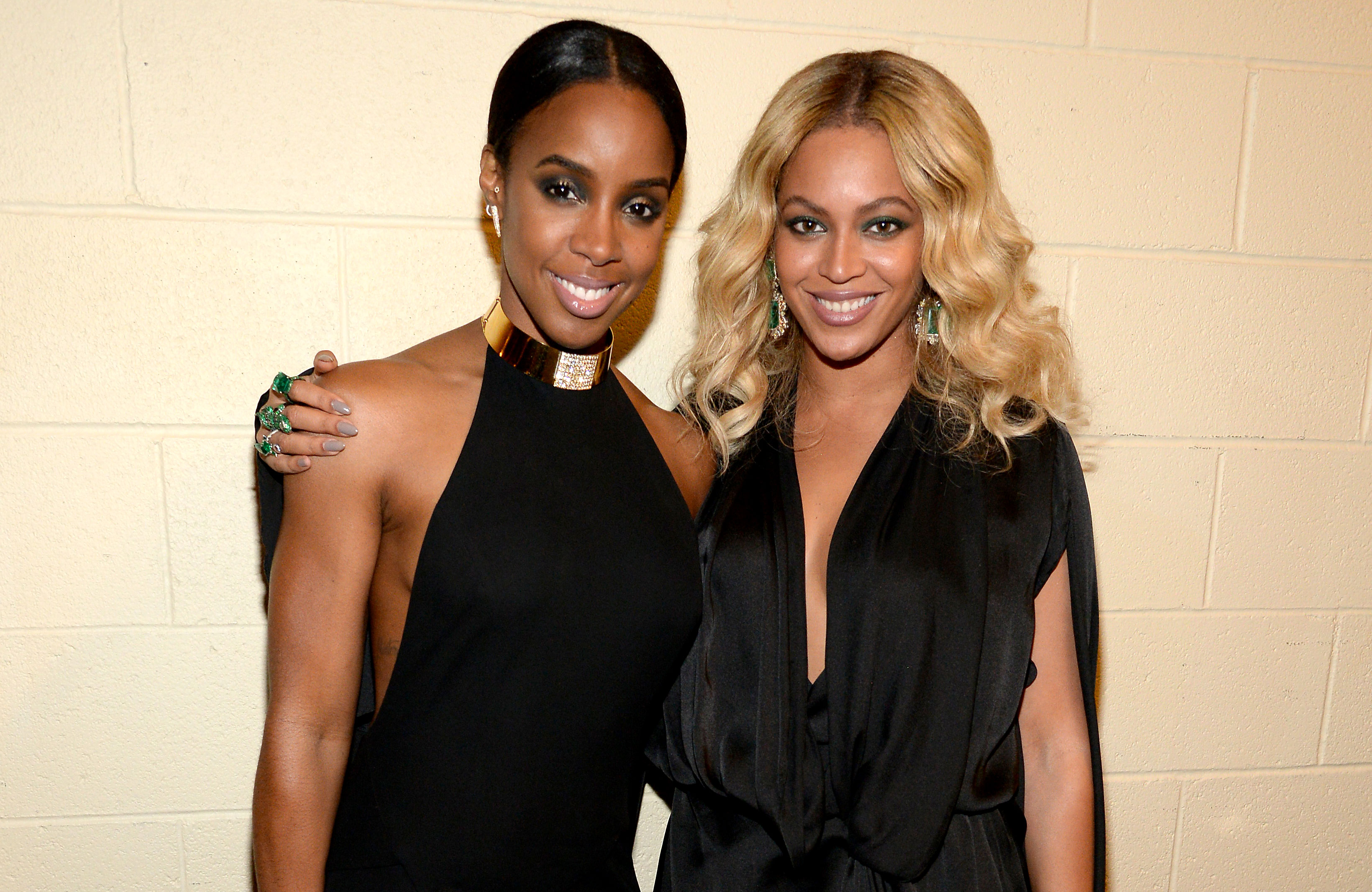 Watch Beyonce, Kelly Rowland Dance at Janet Jackson Concert