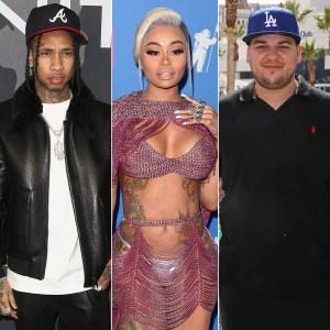 Blac Chyna Says Rob Kardashian Is a 'Better Lover' Than Tyga