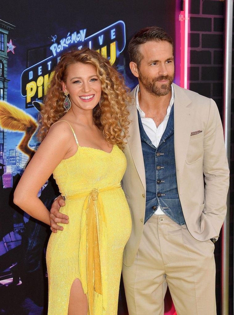 Blake Lively and Ryan Reynolds Baby Bump.jpg