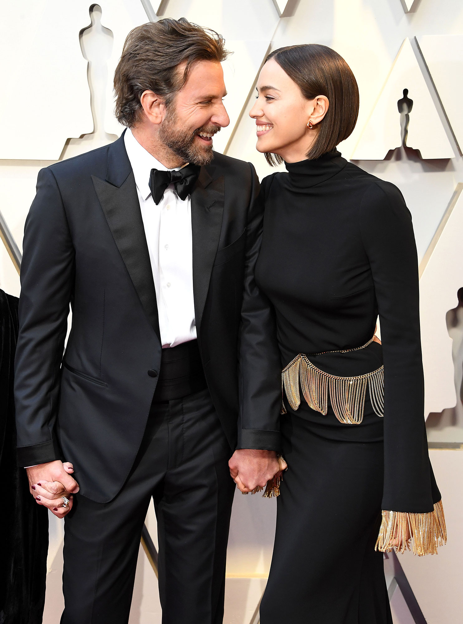 Bradley Cooper Did Not Attend the Met Gala 2019 With Irina Shayk - Bradley Cooper and Irina Shayk arrives at the 91st Annual Academy Awards at Hollywood and Highland on February 24, 2019 in Hollywood, California.