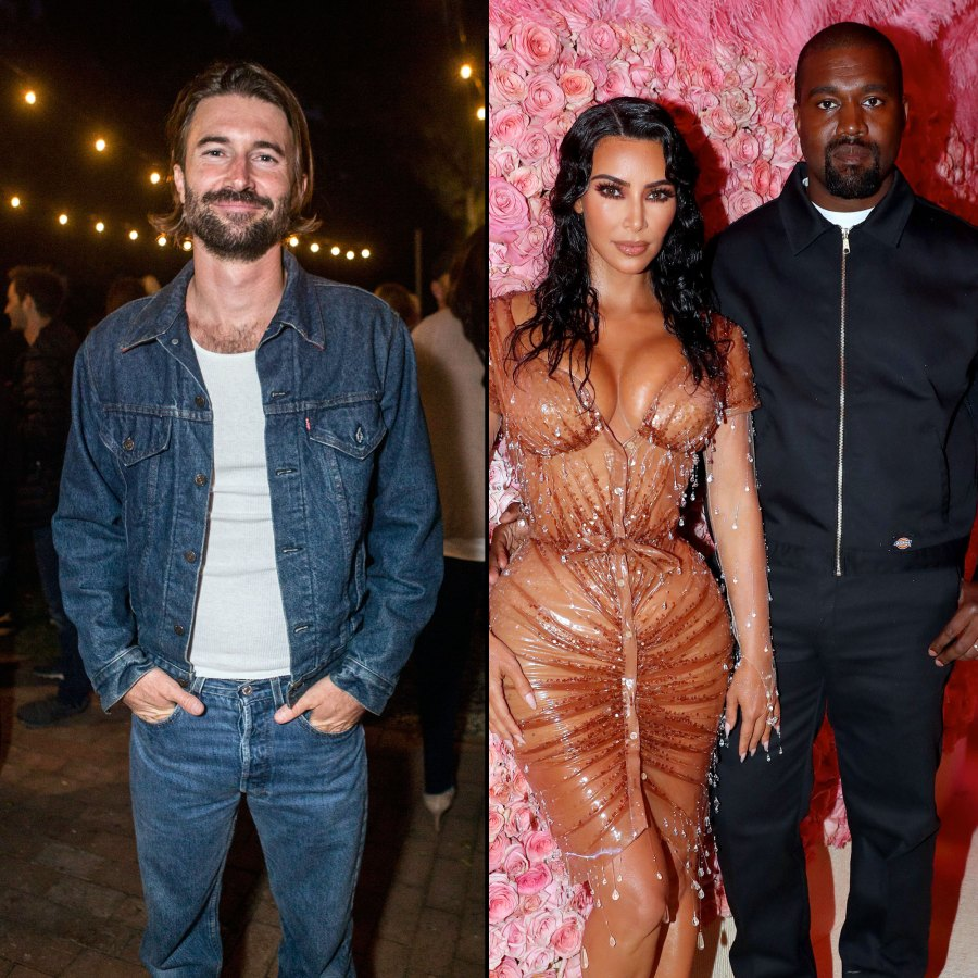 Brandon Jenner Talks Kim Kardashian, Kanye West's Fourth Child