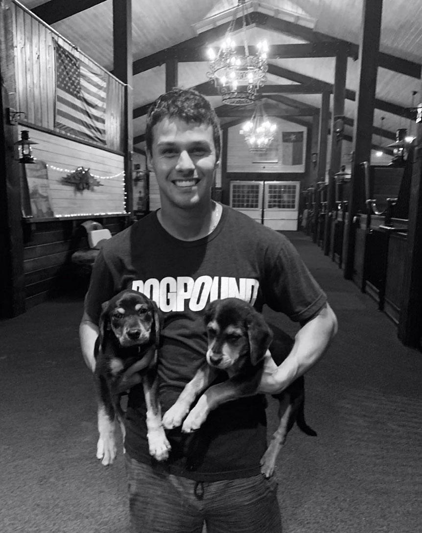 Brendan McLoughlin Dogs