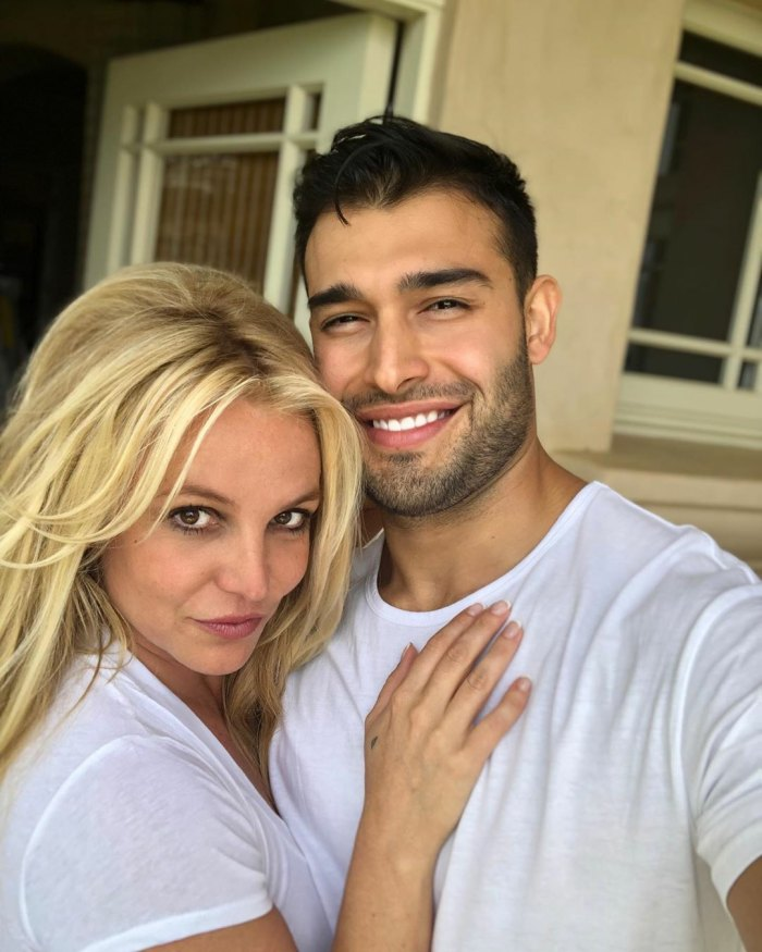 Britney Spears habla de su novio Sam Asghari
