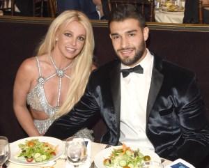Britney Spears Gushes Over Her Boyfriend Sam Asghari