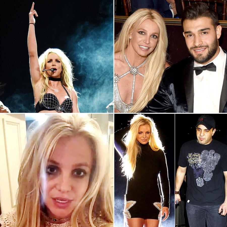 Britney Spears Mental Health Battle Conservatorship Explained