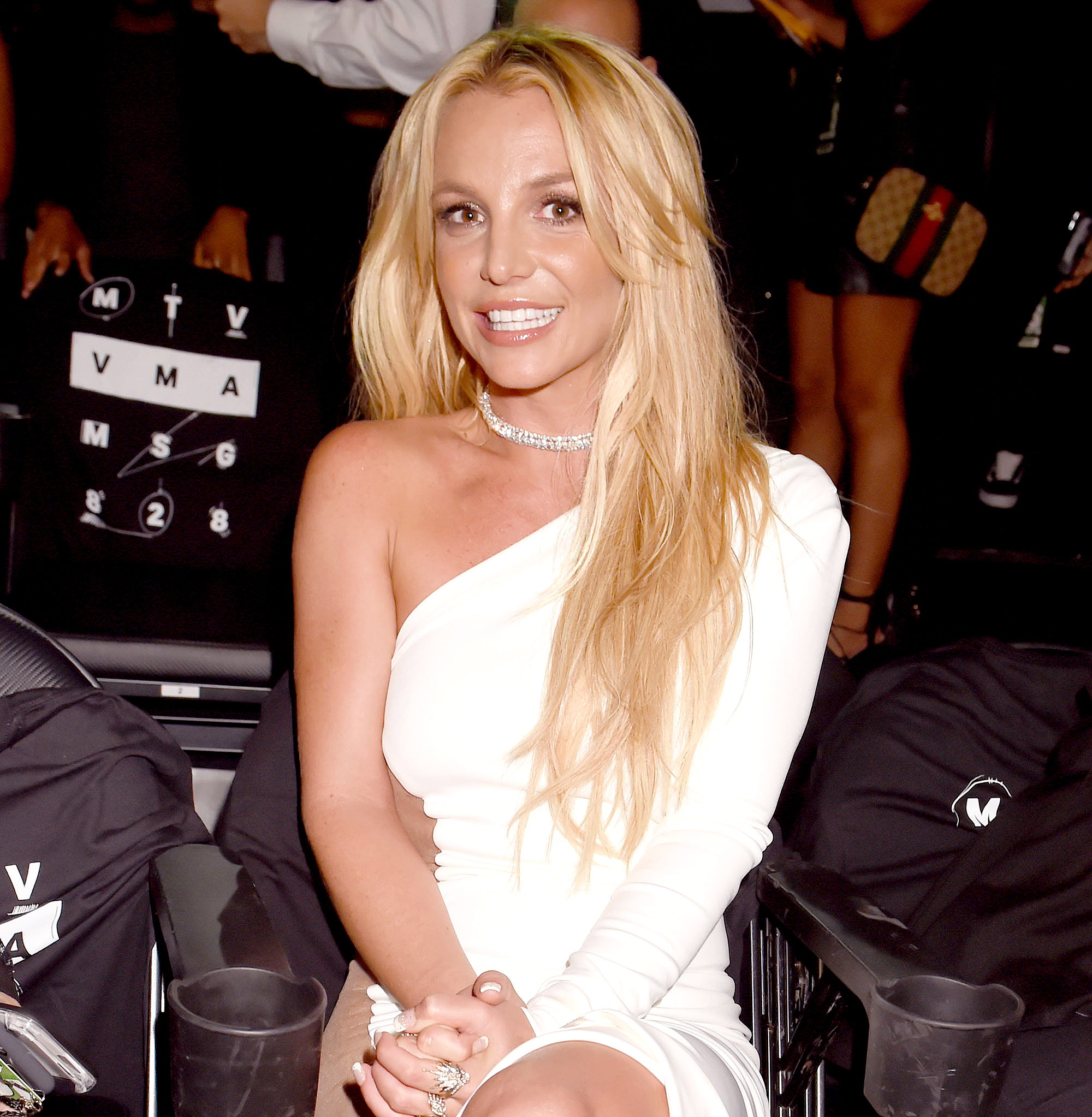 Britney Spears Attends...
