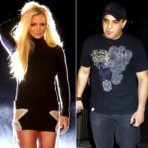 Britney Spears Restraining Order Against Sam Lutfi