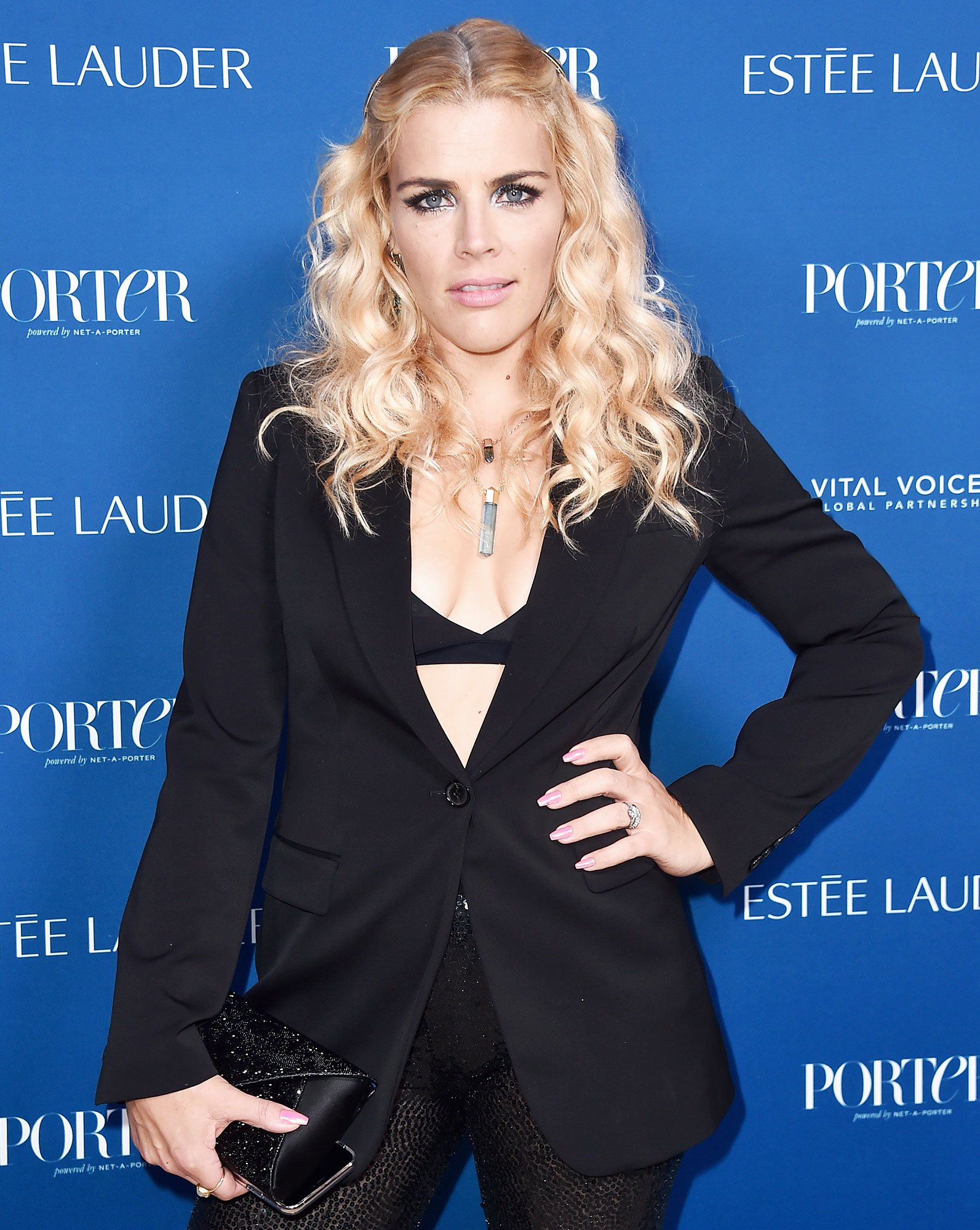 Busy Philipps Devastated Busy Tonight Cancelation - Busy Philipps attends PORTER's Third Annual Incredible Women Gala at The Ebell of Los Angeles on October 9, 2018.