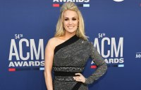 Carrie Underwood Posts Hilarious Throwback Photo on 14th Anniversary of 'American Idol' Win I Really 'Can't Cry Pretty' Academy Of Country Music Awards