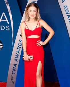 Carrie Underwood Son Isaiah Crush Maddie Marlow