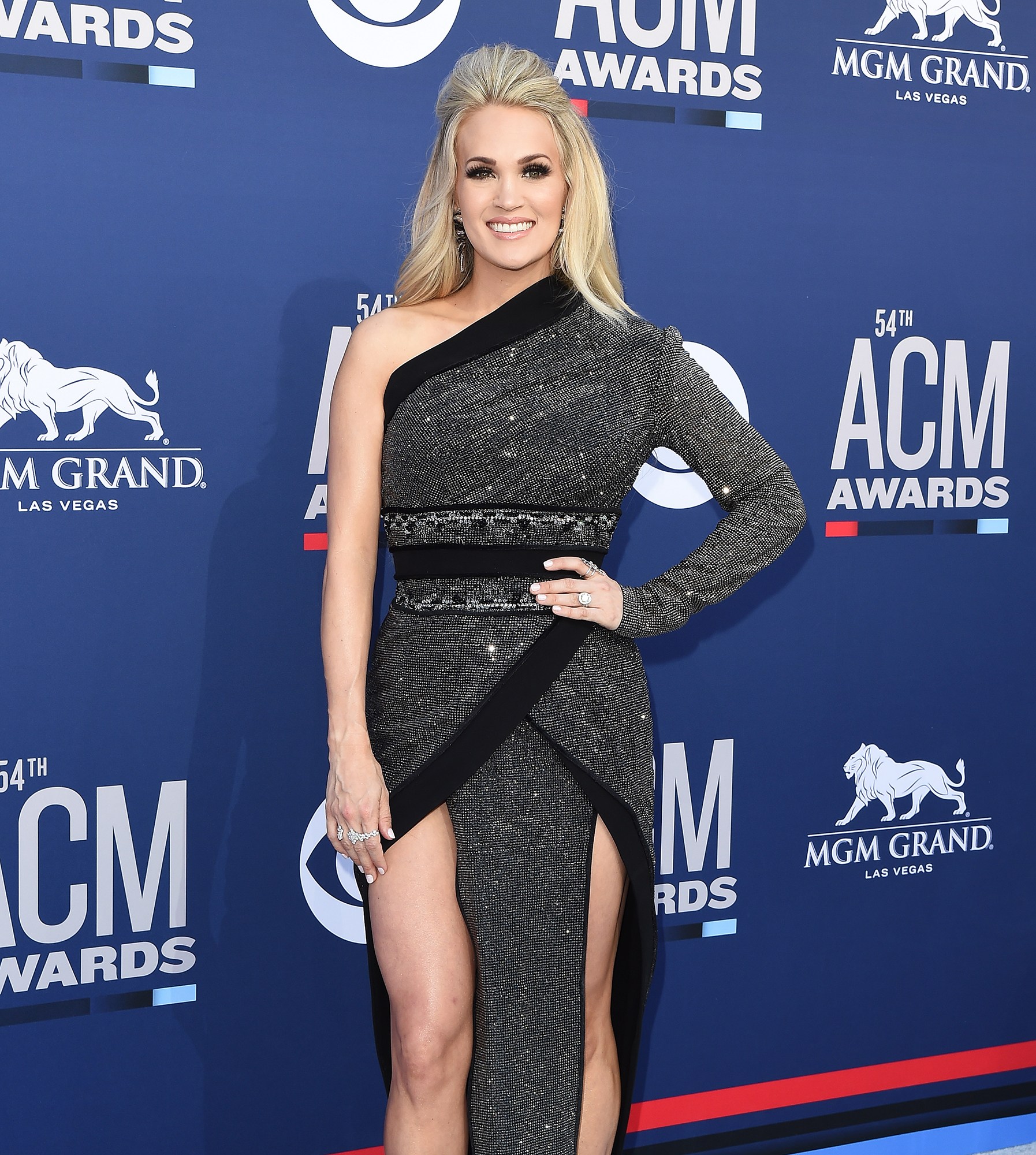 Carrie Underwood Son Isaiah Crush - Carrie Underwood attends the 54th Academy of Country Music Awards at MGM Grand Garden Arena on April 07, 2019 in Las Vegas, Nevada.
