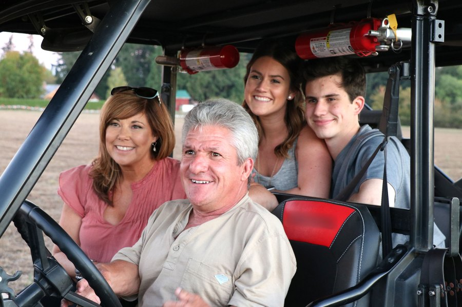 Caryn Chandler with Matt Roloff No Tension