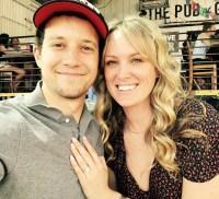 Celeb Weddings of 2019 Jacob Sachar and Brittany Saberhagen