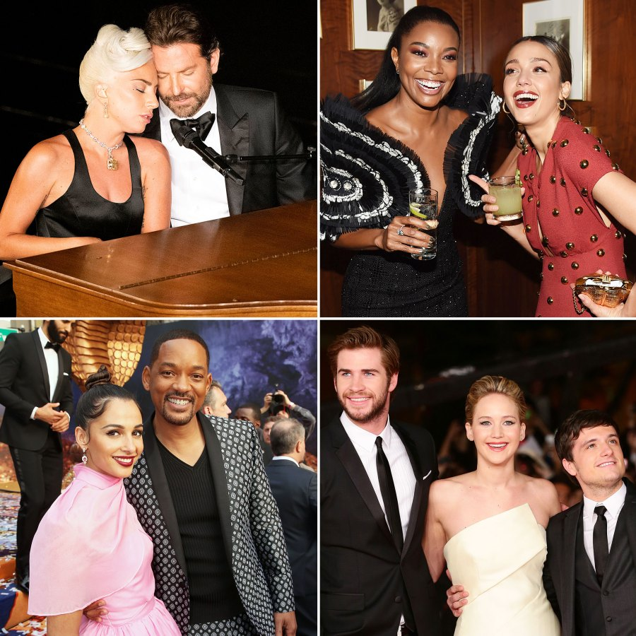 Celebrity Costars Who Bonded Over Food