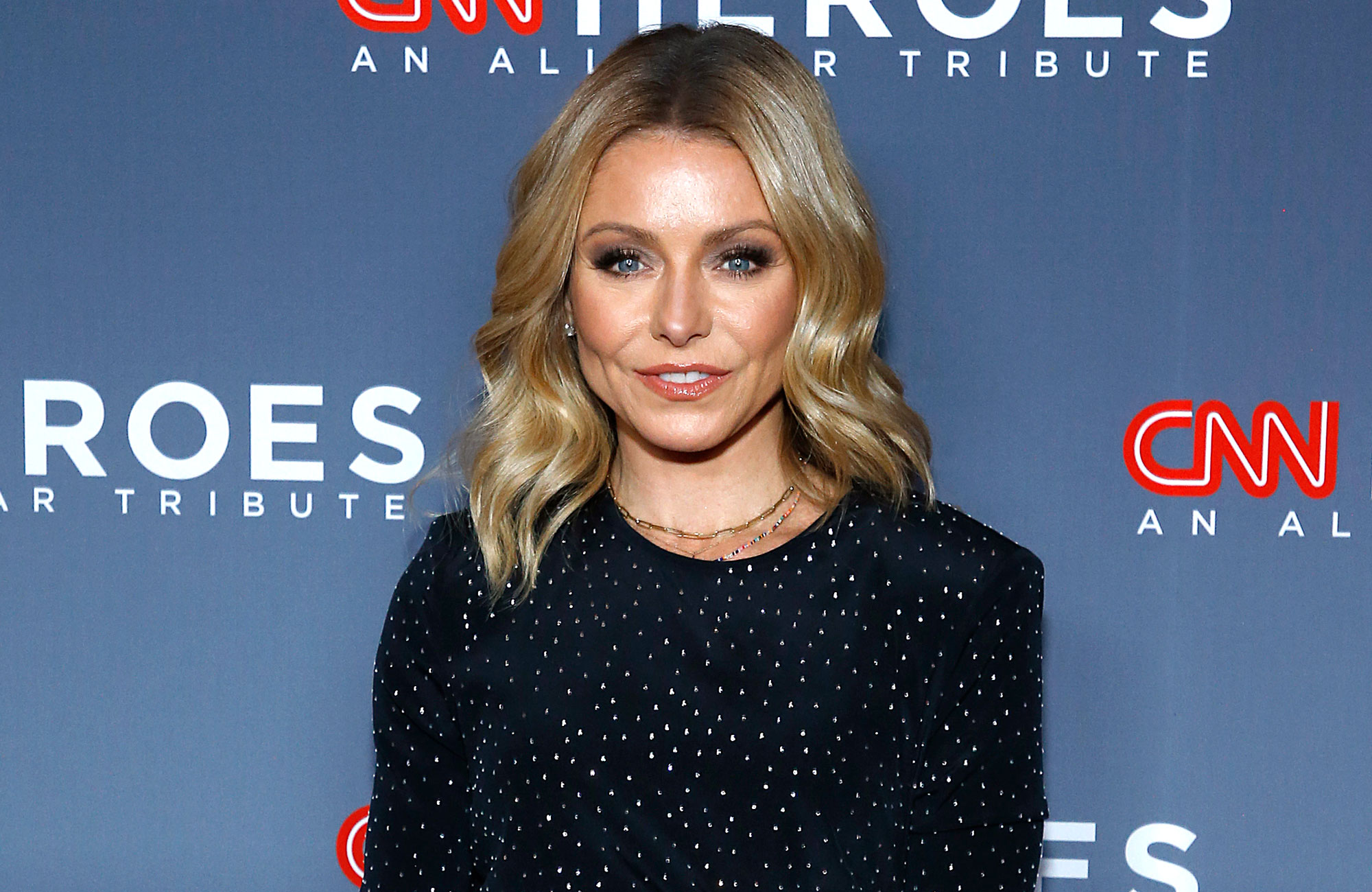 Celebs Weigh in on Kelly Ripa vs 'The Bachelor' Kelly Ripa CNN Heroes - Kelly Ripa attends 12th Annual CNN Heroes: An All-Star Tribute at American Museum of Natural History on December 09, 2018 in New York City.