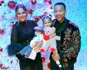 Chrissy Teigen John Legend Miles says Mama