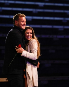 Colton Underwood Rooting for Ex Caelynn to Find a Man