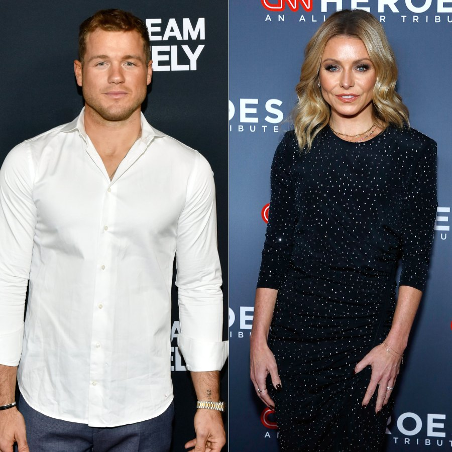 Colton Underwood on Kelly Ripa's Bachelor Criticism