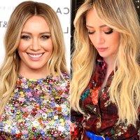 Celebrity Hair Transformations 2019 Hilary Duff
